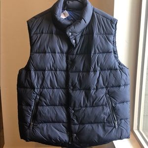 Gap Puffer Vest (tag attached!)